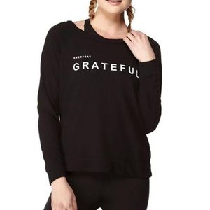 good hYOUman // Everyday Grateful Sweatshirt